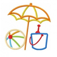 beach_ball_umbrella_blank