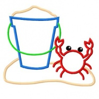 beach_bucket_with_crab_blank
