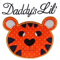 daddys_lil_tiger_face_burp_cloth_close_up