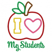 i_love_my_studens_apple_design
