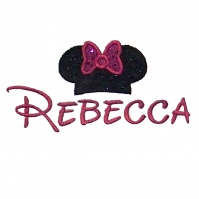 minnie_hat_with_name_shirt_rebecca_close_up