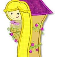 rapunzel_in_tower