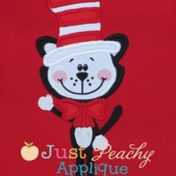 silly_hat_cat_just_peachy_applique
