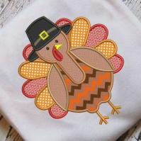 turkey_pilgrim_thanksgiving_applique