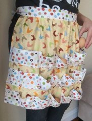Chicken Egg Apron