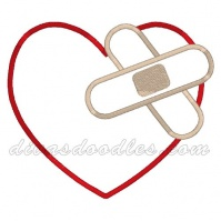 bandaid_heart_applique_blank