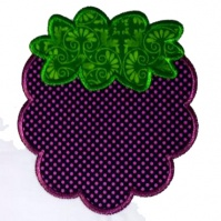black_berry_kitchen_towel_close_up