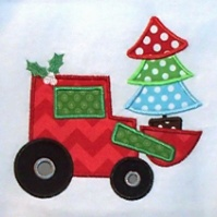 bulldozer_with_christmas_tree_shirt_close_up