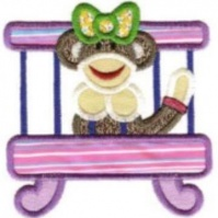 crib_girl_baby_sock_monkey
