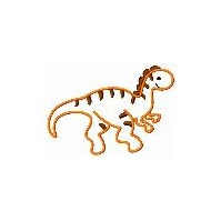 dinosaur_applique