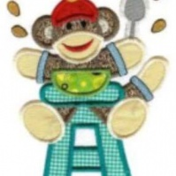eating_boy_baby_sock_monkey