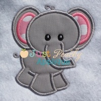 elephant_just_peachy_applique_design