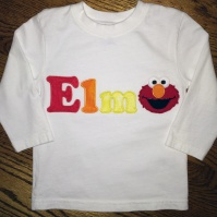 elmo_name_applique