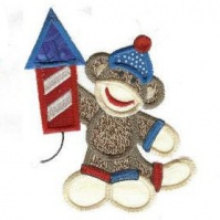 fireworks_patriotic_sock_monkeys