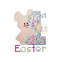 first_easter_applique