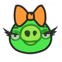 girl_pig_angry_bird_filled