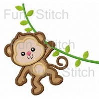 jungle_monkey_applique
