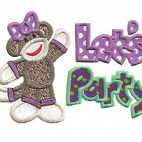 lets_party_girl_birthday_sock_monkey