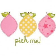 pick_me_lemons_applique