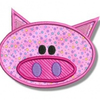 piggy_applique