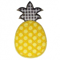 pineapple_kitchen_towel_close_up