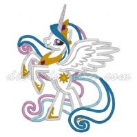 princess_celestia_applique