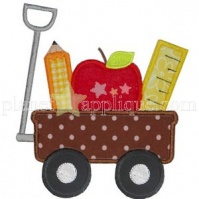 school_wagon_applique