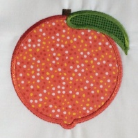 simple_peach_kitchen_towel_2_close_up