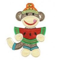 watermelon_boy_summer_sock_monkey